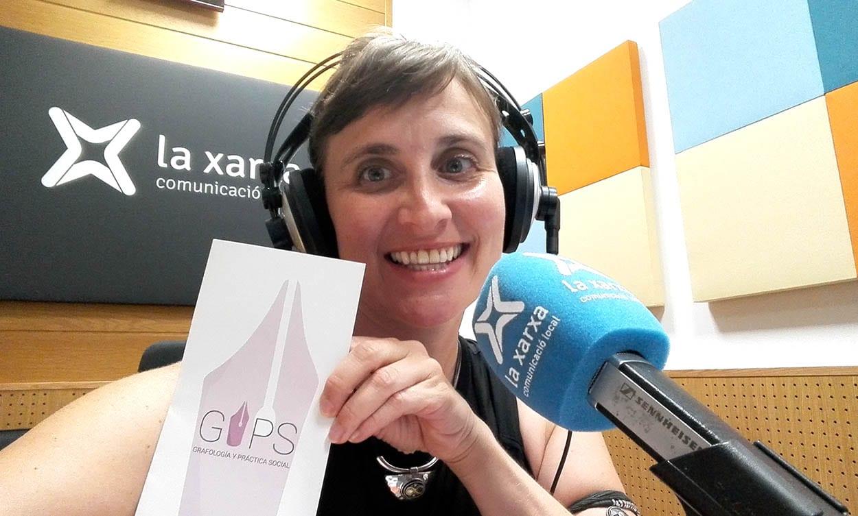 Entrevista en Radio XARXA CAT a Xantal laplana