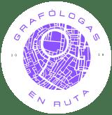 Logo Grafólogas en Ruta