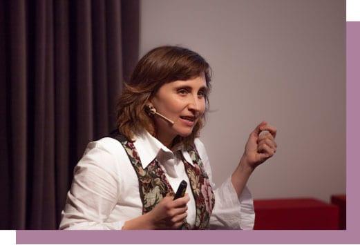 Xantal Laplana - Fundadora de GYPS Grafología y Práctica Social