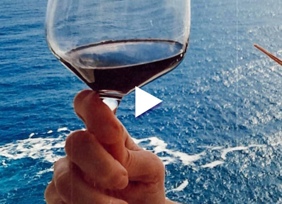 Grafología y cata de Vino