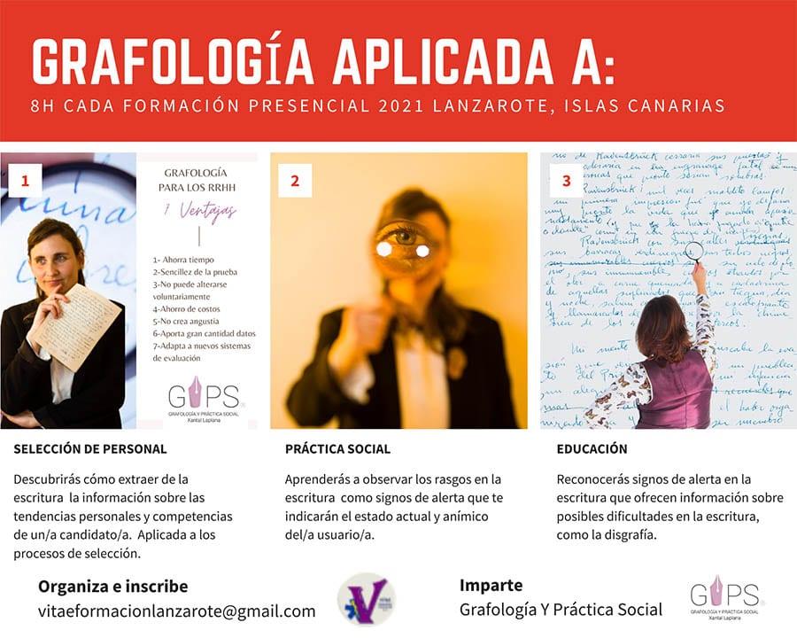 GYPS Formación de grafología aplicada